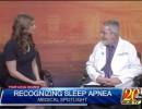 Sleep Apnea Interview 2016